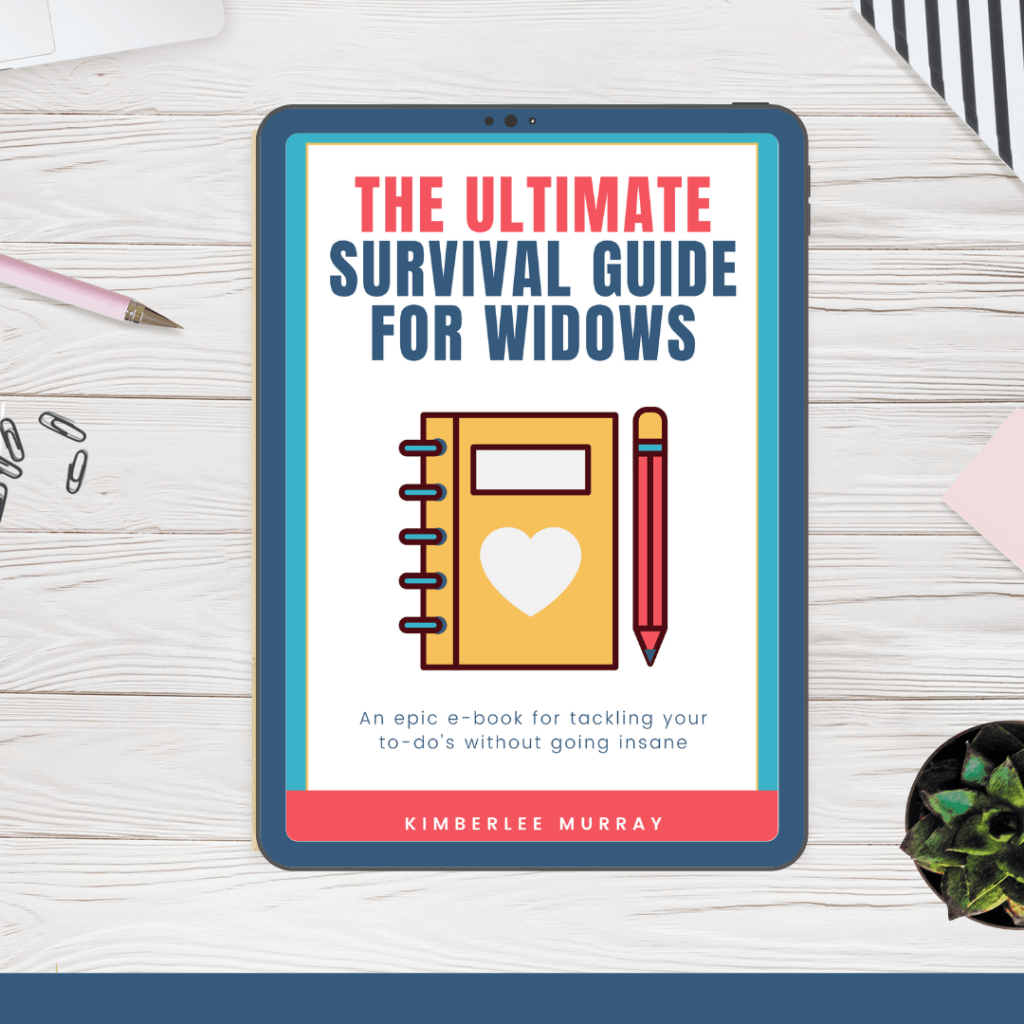 The Ultimate Survival Guide for Widows