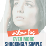 Even More Simple Widow Fog Coping Strategies