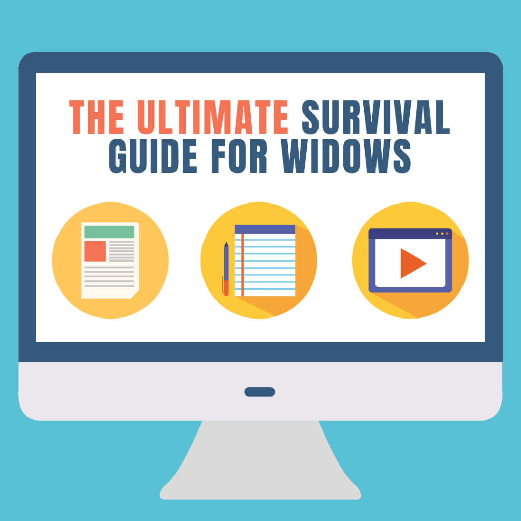 The Ultimate Survival Guide for Widows Course Header